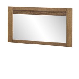 MIRROR Szynaka VELVET 80, Color :  rustic oak